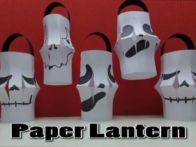 Halloween Craft - Jack O Lantern - Ghost Jack O Lantern