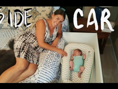 How to Make a SideCar Crib - Quick & Easy!