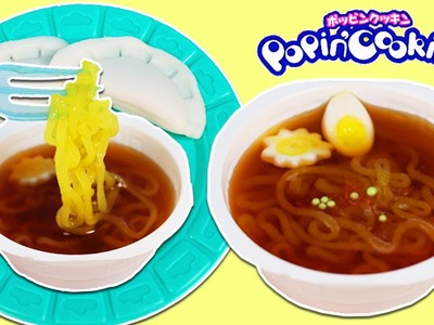 Kracie Popin' Cookin' Ramen! FUN & EASY DIY Japanese Candy Making Kit!