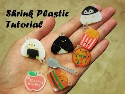 Shrink Plastic REPEAT AND SUCCESS! Shrink Plastic Tutorial