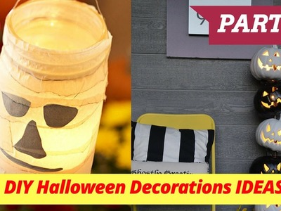 60 Amazing DIY Halloween Decorations For Your Home Part 2 | Home Decorating Ideas