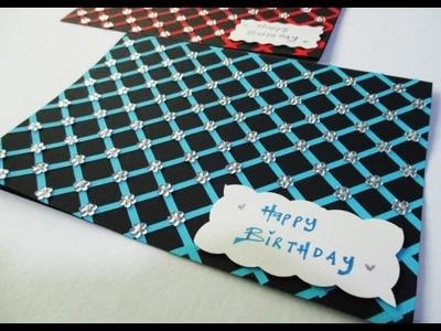 DIY : #147 Birthday Card ♥