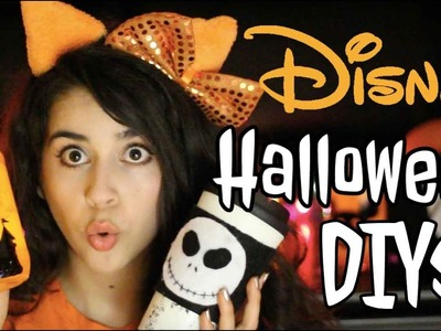 DIY Disney Halloween Decor & Accessories | Easy & Cheap Ideas