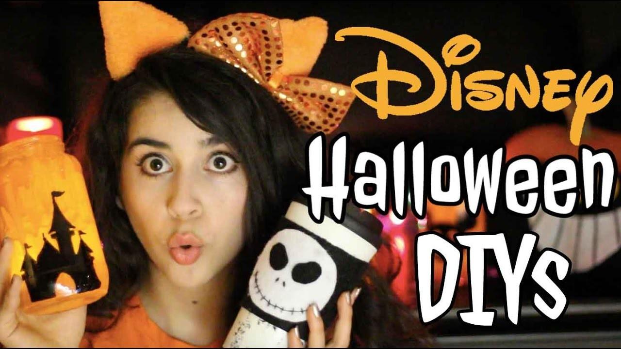 DIY Disney Halloween Decor & Accessories | Easy & Cheap Ideas