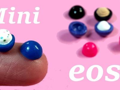 DIY Miniature EOS Lip Balm