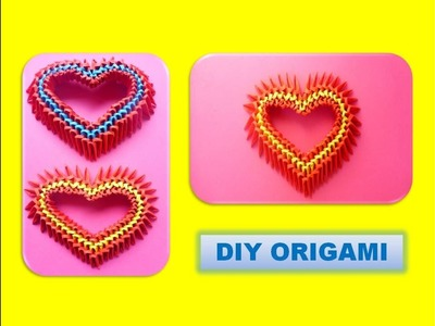 DIY ORIGAMI HEART, EASY GIFT GUIDE FOR FRIENDS & FAMILY, SIMPLE IDEAS, HERZ, EINFACHE GESCHENKIDEEN