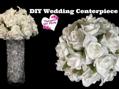 DIY Wedding Centerpiece - Wedding Decoration Idea
