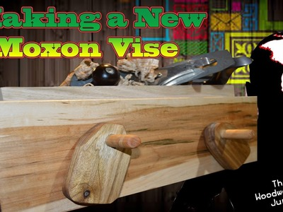 How to Make a Moxon Vise