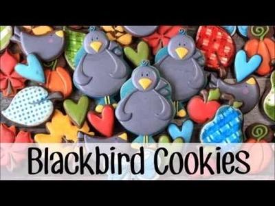 How to Make Blackbird Cookies