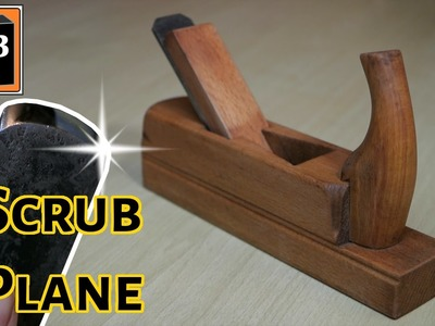 How To Sharpen A Scrub Plane ▪ Restoration Tricks You May Not Know