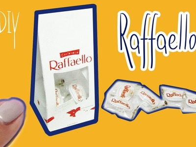 Raffaello miniature - DIY doll candy