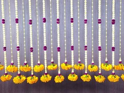 Sakul Intakul HOW-TO ep. 12 'FLOWER CURTAIN' Traditional Thai