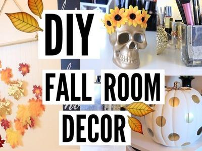 DIY Fall Room Decor!
