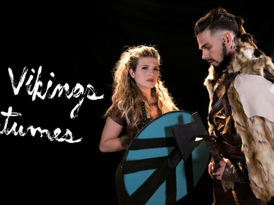 DIY Halloween Costumes: Vikings and Game Of Thrones