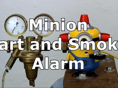 DIY Minion Fart and Smoke Alarm