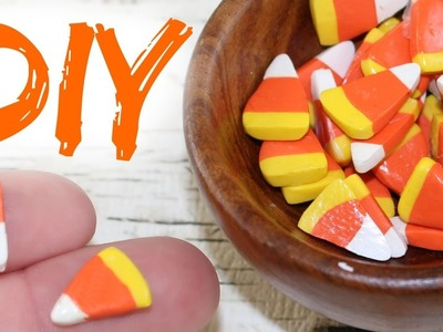 Doll Candy Corn | DIY American Girl Doll Crafts