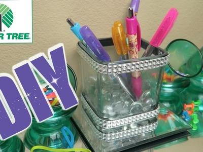 Grab & Go DIY Desk Organizer