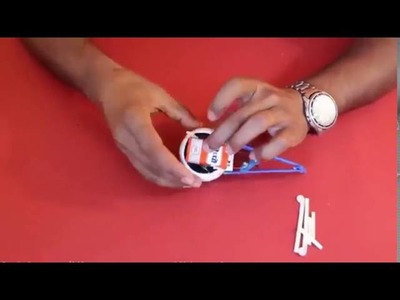 How Make Flying Helicopter At Home Easy Tutorial
