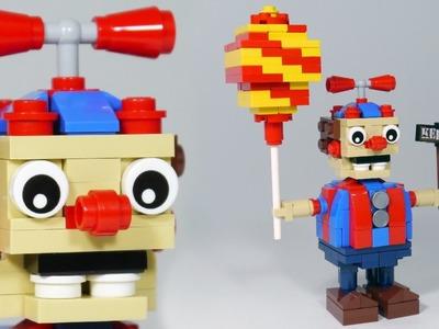 How to Build LEGO Balloon Boy (BB) | LEGO FNAF DIY Tutorial