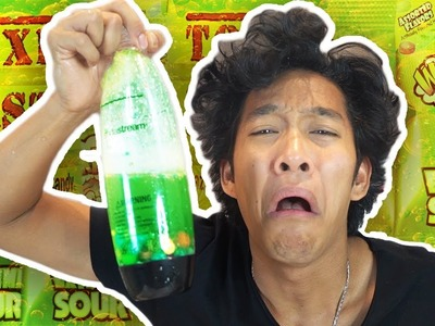Marlin | DIY EXTREME SOUR SODA!!! DO NOT TRY THIS