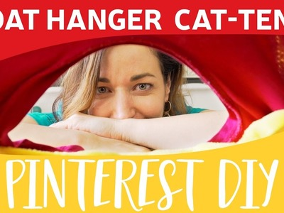 Pinterest fail?! Tested | DIY Cat Bed - Creative ideas | Recipes | Fun