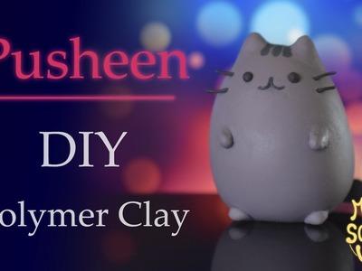 Pusheen (Fancy Costume)| DIY | Polymer Clay | Tutorial