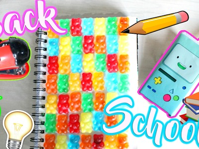 SUPER FACILE DIY BACK TO SCHOOL #DiyConNancy