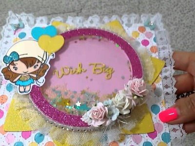 2016 Birthday projects for Sophia( Paper Sweets) Part 2