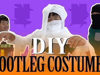 3 Bootleg Halloween Costume DIY Ideas for October   ASKVINCENT