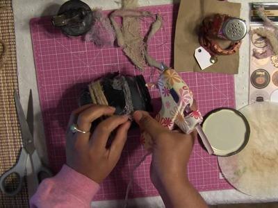 #31 Let's Make DIY Magic Potion. Apothecary Jar