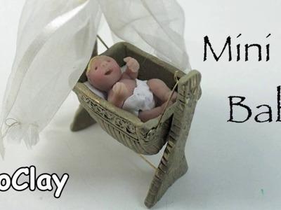Diy miniature baby tutorial