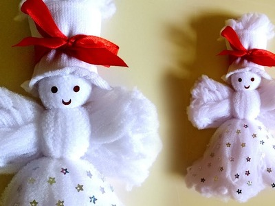 Doll - How To Make Doll Easy. How To Make Doll From Socks