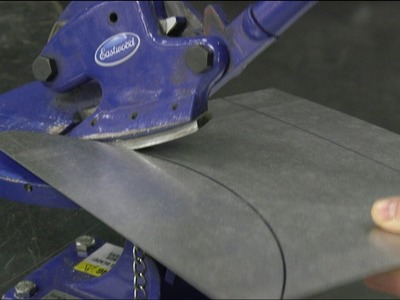 Eastwood Metal Cutting Tools - How to Cut Sheet Metal to Thick Plate!
