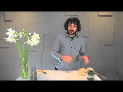 Floral objects with Eucharis | Flower Factor How To | Valentines Day