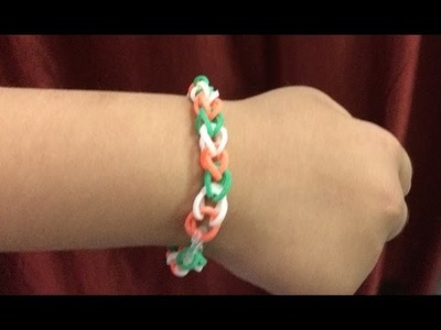 How to make a best friendship bracelet in just 5 minutes.