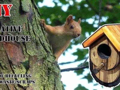 How to make Birdhouse