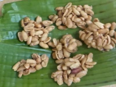 How To Make Nut Cake aka Peanut Drops