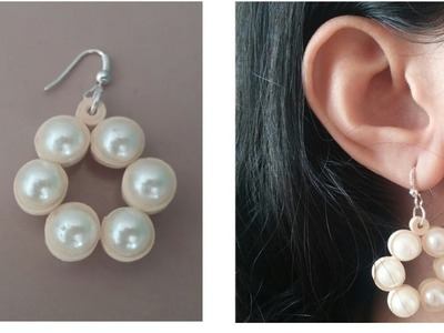 How to Make Quilling Earring. Design 7.Tutorial