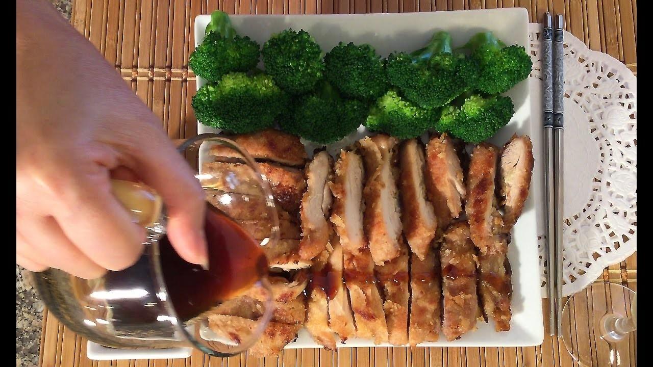 How To Make Teriyaki Chicken-Asian Food Recipes-Teriyaki Chicken Recipe