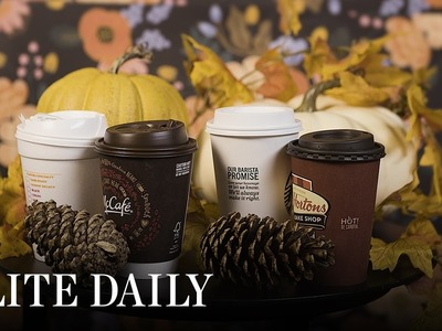 How Your Pumpkin Spice Latte Measures Up To Real Food [Body & Mind] | Elite Daily