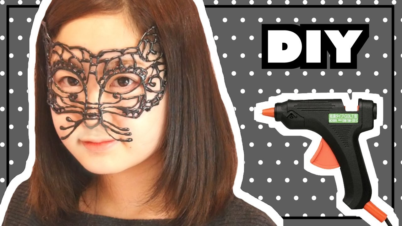 2 Easy Diy Halloween Crafts Glue Gun Craft