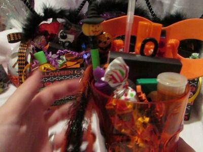 Craft Fair Series: Halloween Treat Bags Part 2