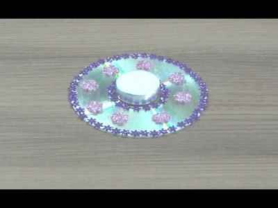 DIY~Diwali Diya Decoration~Floating Diya~Simple Steps
