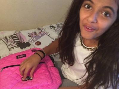 DIY Super Cute Backpacks