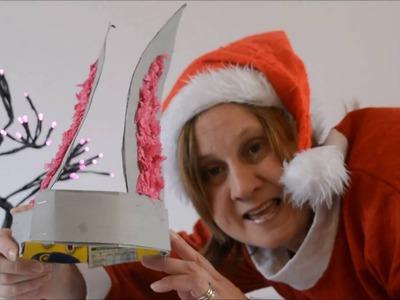 Donkey Costume Tutorial for Christmas Nativity
