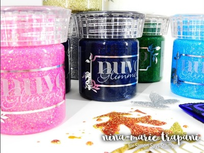 How To: Nuvo Glimmer Paste