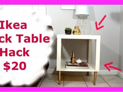Ikea Lack Table Hack | New DIY Series