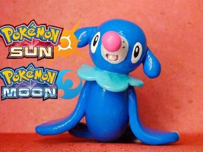 Popplio Pokemon Sun & Moon- polymer clay speed sculpt