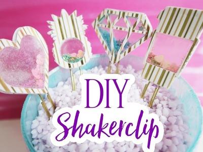 Shaker clip tutorial. DIY
