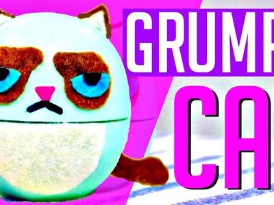 TRANSFORMA TU EOS EN GATO GRUÑÓN! DIY GRUMPY CAT EOS